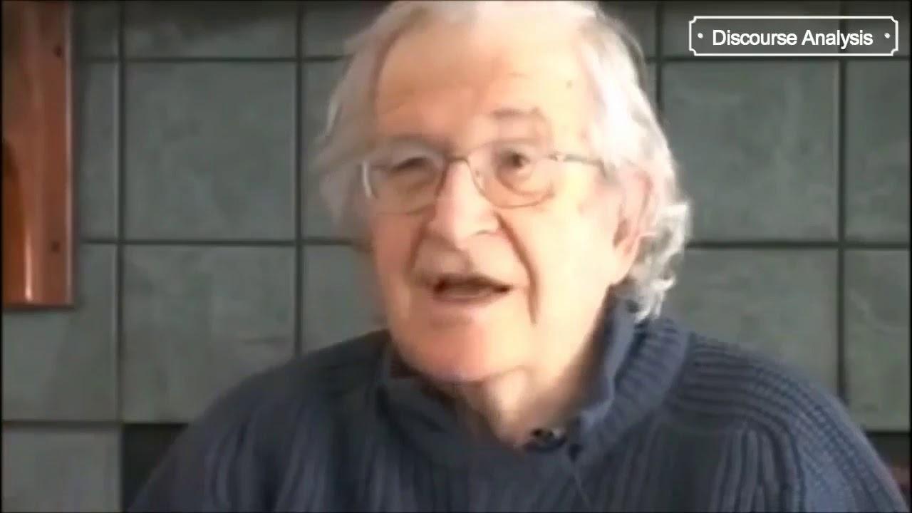 Noam Chomsky Criticizes Postmodernism - Clevious Discourse